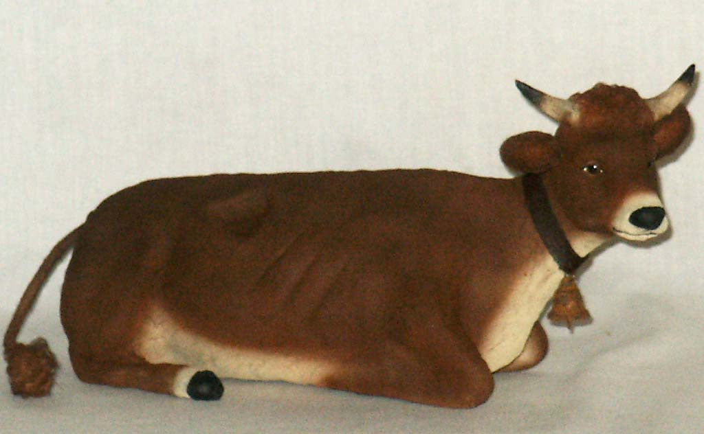 Cow Lying Down - Kitty's Ltd.
