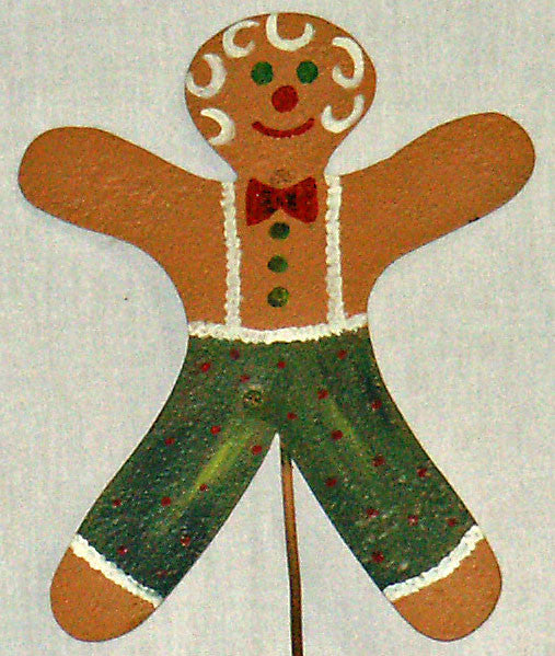 Gingerbread Man - Kitty's Ltd.