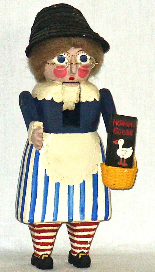 Nutcracker Mother Goose - Kitty's Ltd.