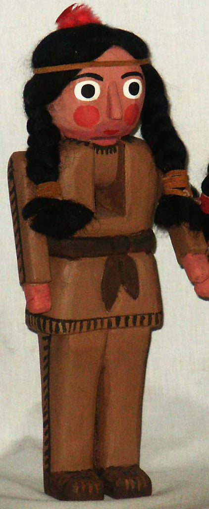 Nutcracker - Native American