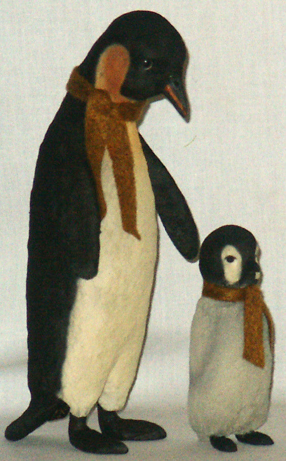Penguin and Baby - Kitty's Ltd.