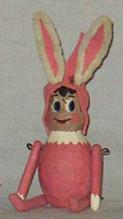 Bunny - pink