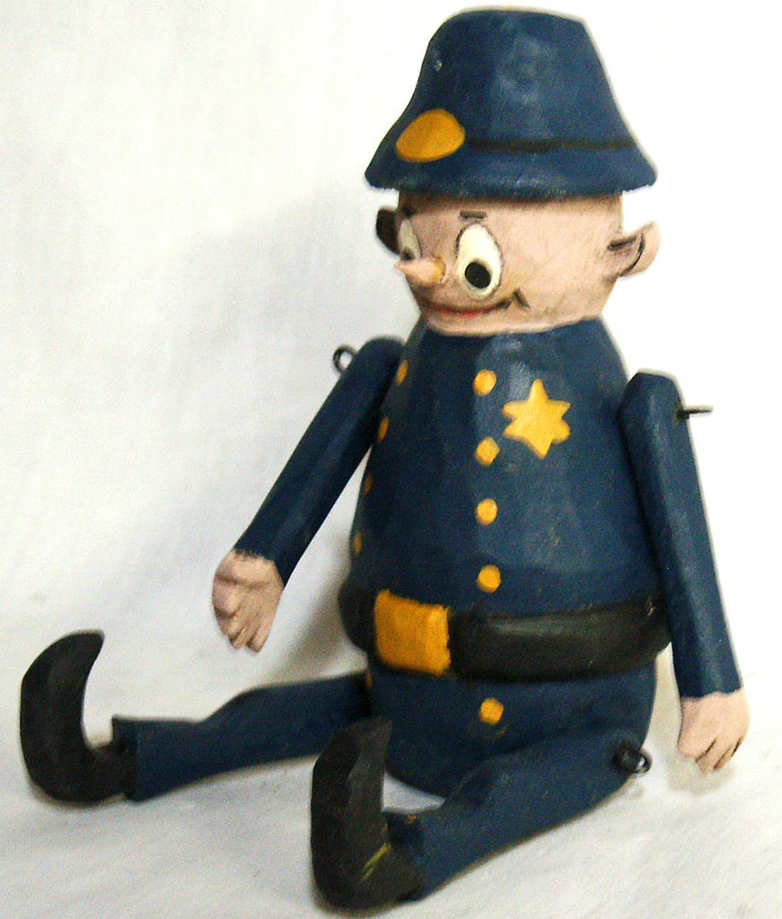 Brownie - Policeman - Kitty's Ltd.