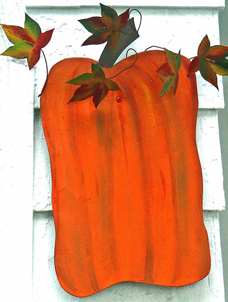 Pumpkin - leaves