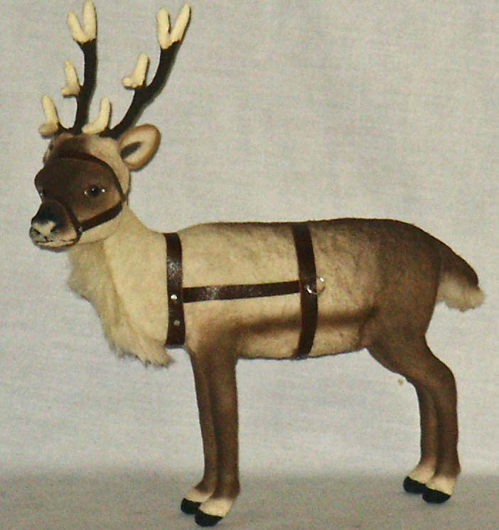 Reindeer - small straight head