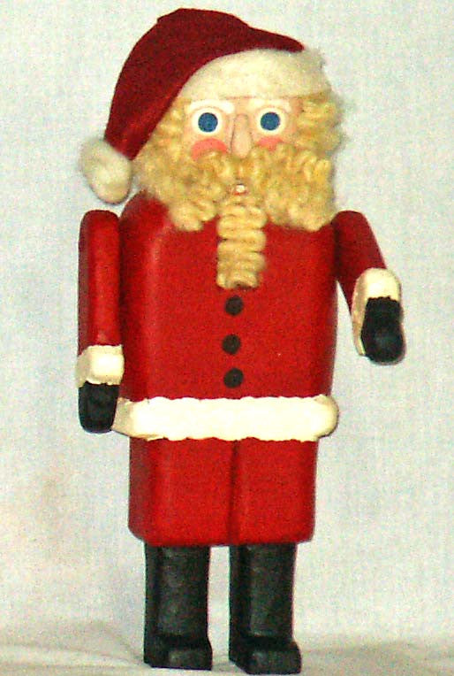 Nutcracker - Santa - Kitty's Ltd.