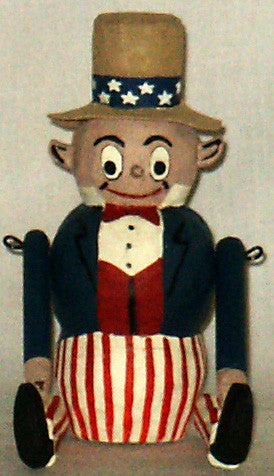 Brownie - Uncle Sam - Kitty's Ltd.
