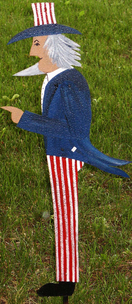 Uncle Sam Table Topper