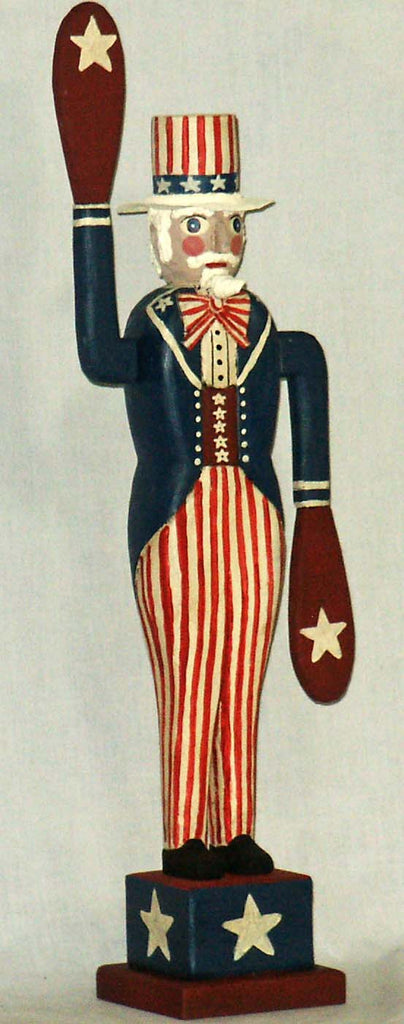 Whirligig Uncle Sam - Kitty's Ltd.