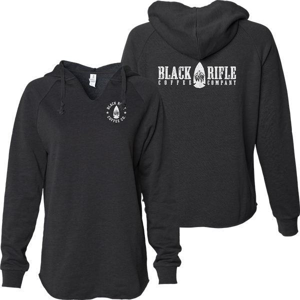 Ladies Arrowhead Beach Hoodie
