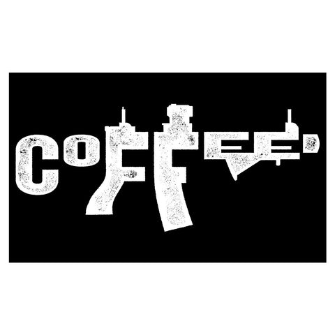 8c8763ff069 stickers and swag black rifle coffee company Black Rifle Coffee Company  Logo Coffee Black Rifle Models