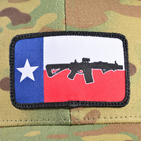 8933c0c243dcf Texas SBR Flag Flexfit Hat – Black Rifle Coffee Company