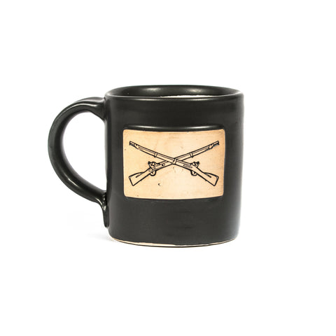 Infantry Hand Made Mug - Black Rifle Coffee Company