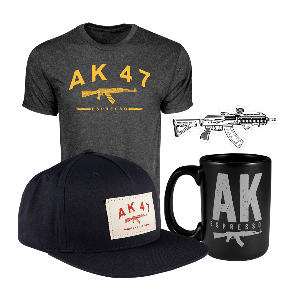 AK-47 Merch Bundle