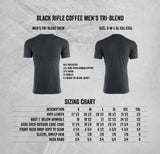 BRCC Company T-Shirt Gray Logo: vintage - Black Rifle Coffee Company - 4