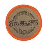 Big Brown Coffee Rounds