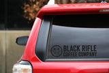 "BRCC Company Logo Decal: 20""x5"""