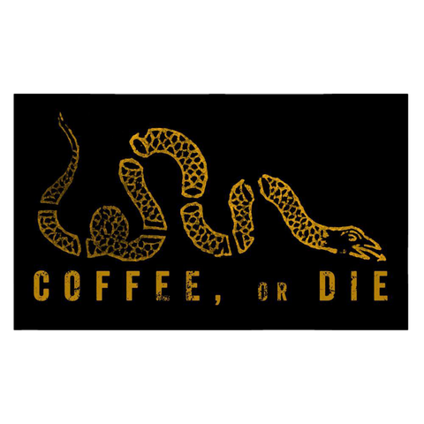 Coffee Or Die - Black Rifle Coffee Company