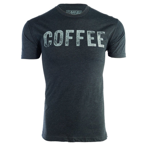 Coffee Shirt - Charcoal - Black Rifle Coffee Company - 1