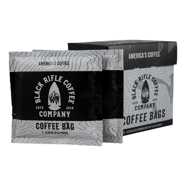 Coffee Steep Bags