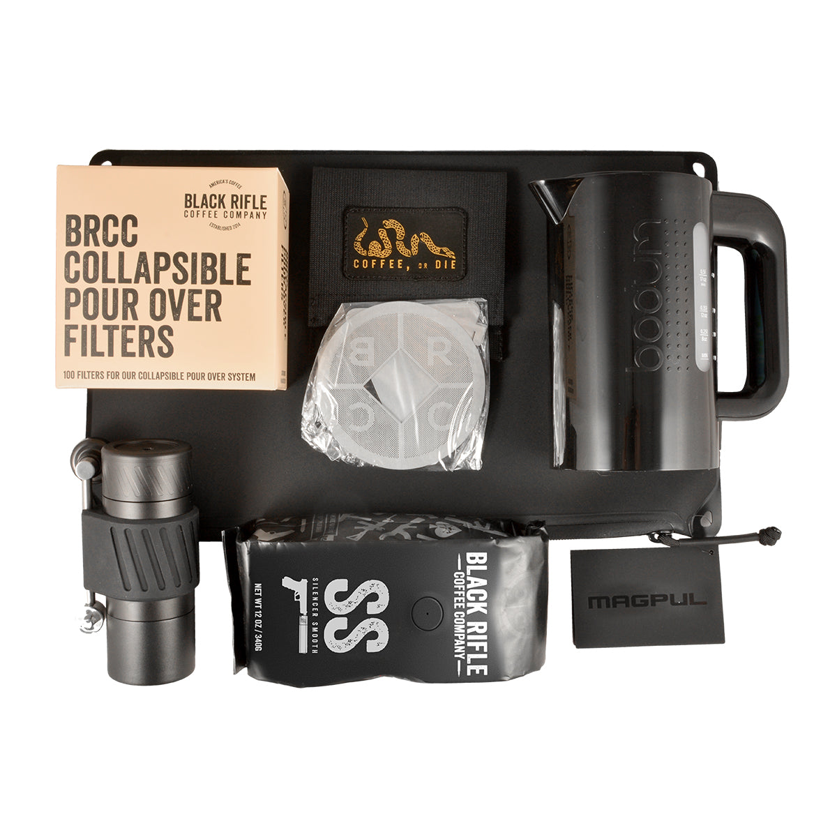 BRCC Pour Over Coffee Kit