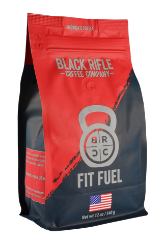 Black Rifle Fit Fuel Roast Coffee