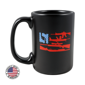 Freedom Flag 2.0 Ceramic Mug