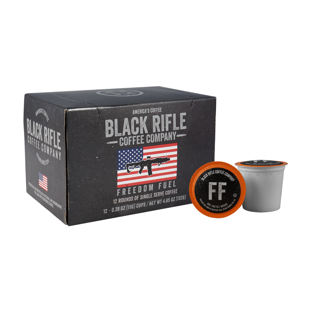 Freedom Fuel Coffee Rounds