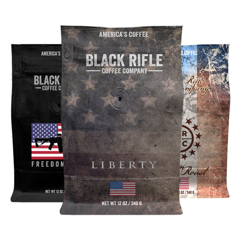 Featured Products - Black Rifle Coffee Company
