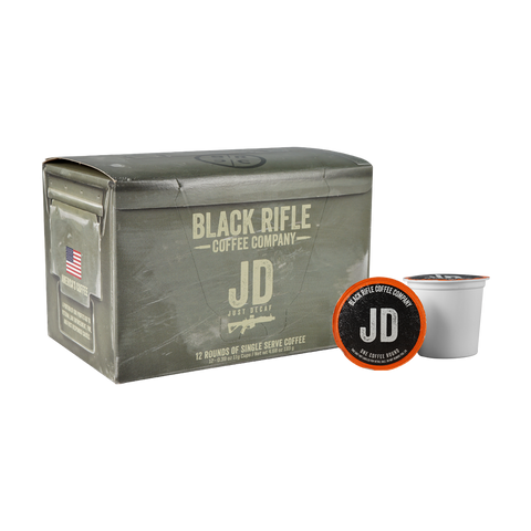 Black Rifle JD Coffee Rounds Box