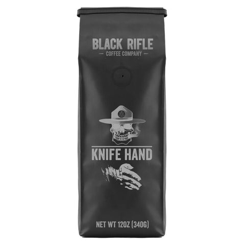 ASMDSS Knife Hand Coffee Blend
