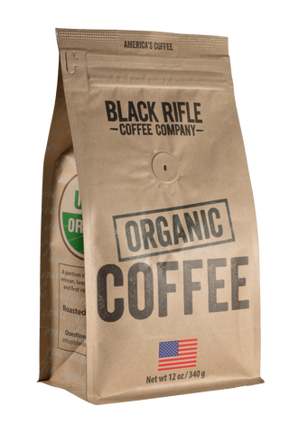 Black Rifle Organic Coffee