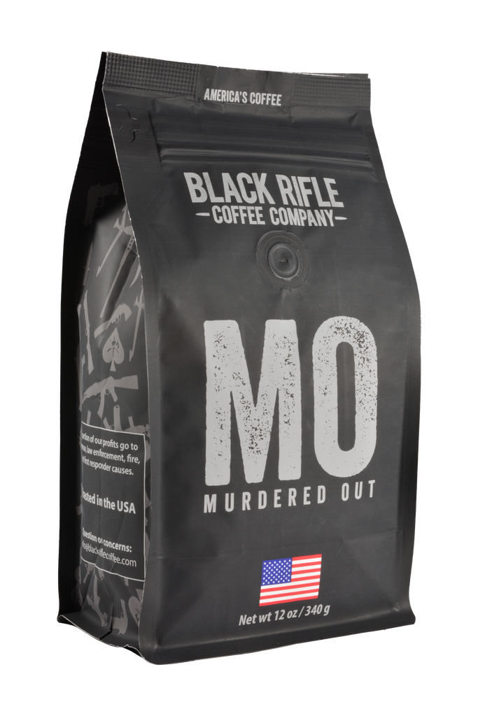 Murdered Out Coffee Roast