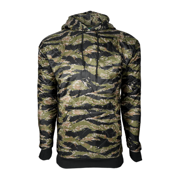 Tiger Camo Poncho Liner Hoodie