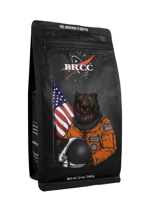 Space Bear Roast
