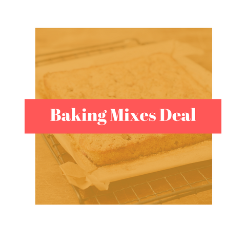 Baking Mixes Deal