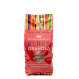 Gluten Free Wonderfully Berry Granola