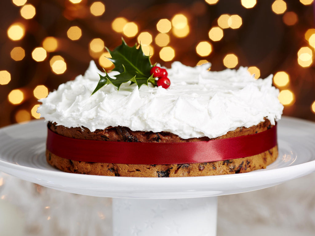 Gluten and dairy free christmas fruit cake mix delicious alchemy gluten free christmas cake negle Images