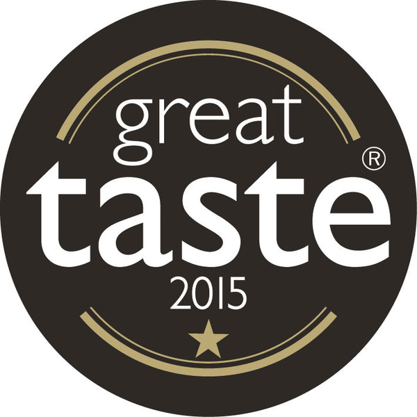 Great Taste Award Winner 2015