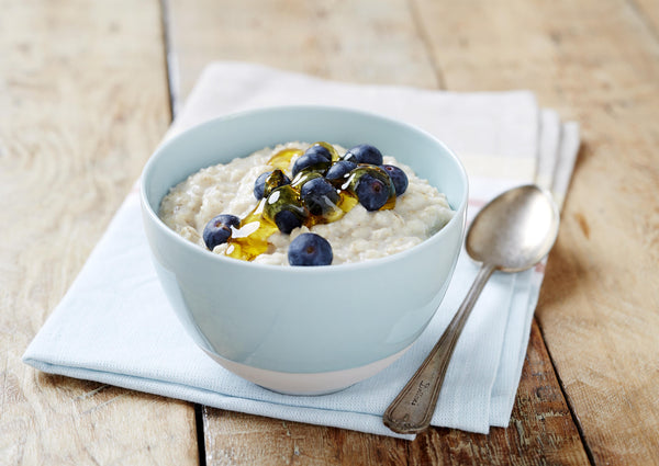 Bowl of Gluten Free Porridge