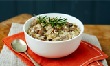 Rice Flake Risotto