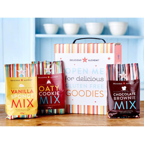 Gift Pack - Sweet Baking Mixes