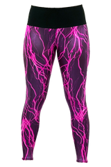 Electric Pink Yoga Pant