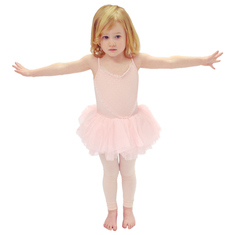 Precious Heart TuTu Dance Dress