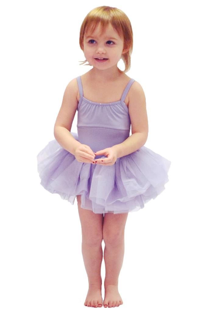 Lovely Lavender Ballet Dress