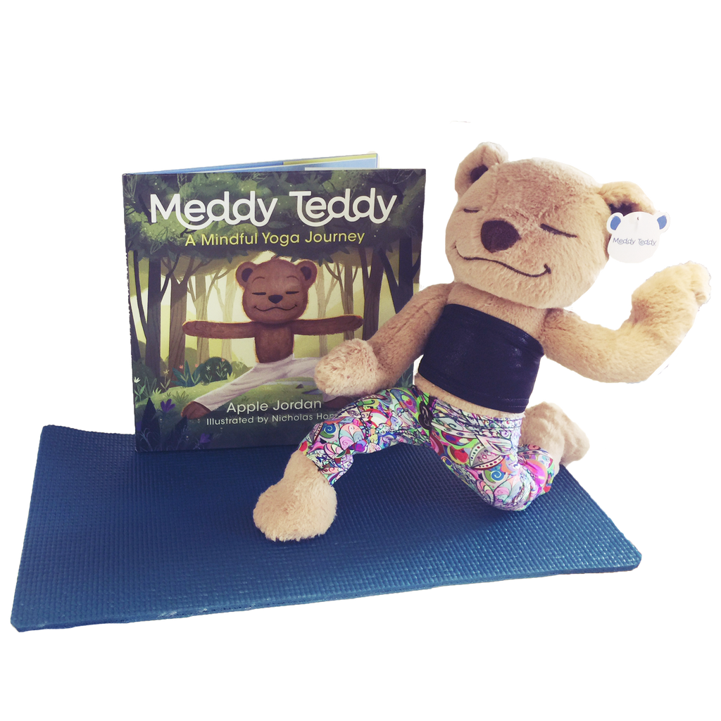 Meddy Teddy Set: Technicolor