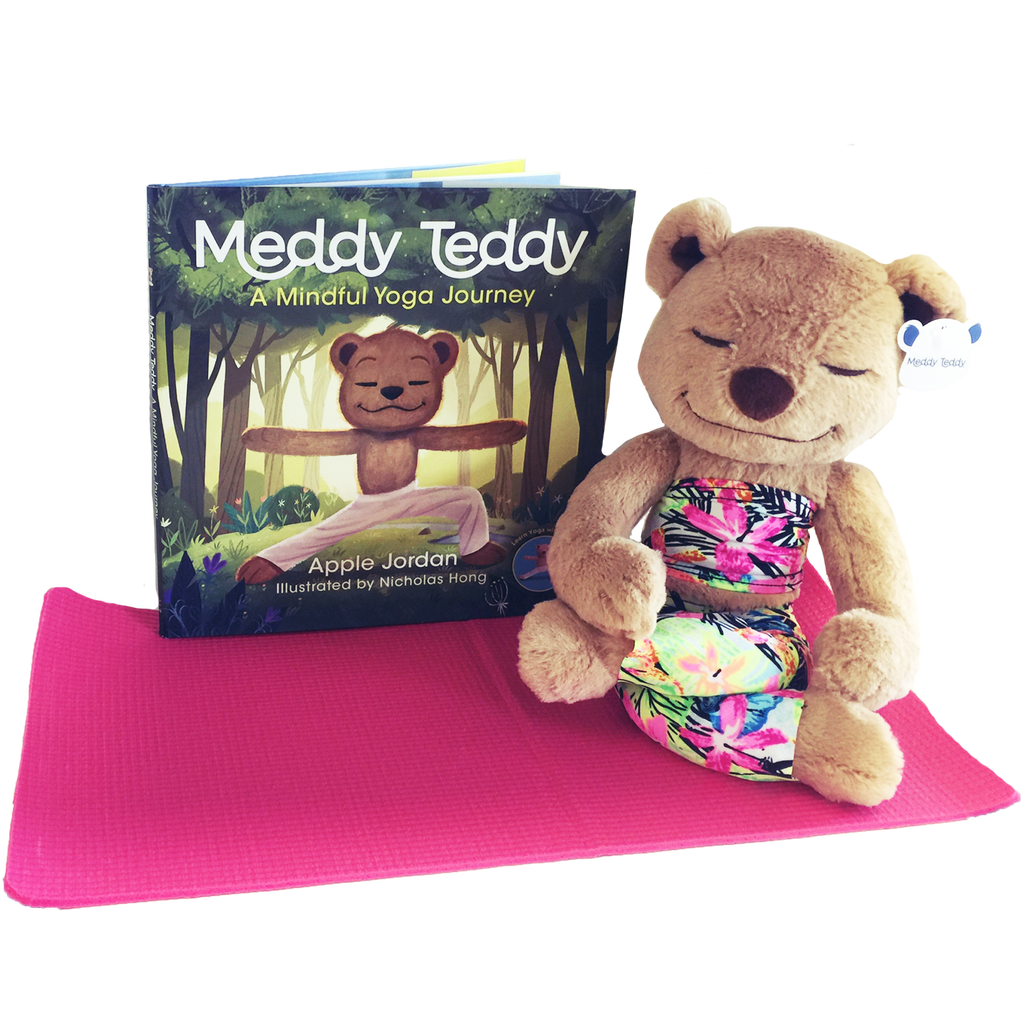Meddy Teddy Set: Sizzle Outfit