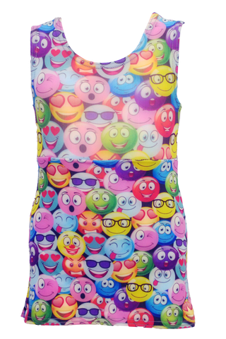 Emoji Dance Dress