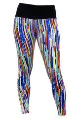Primary Stripes Yoga Pant