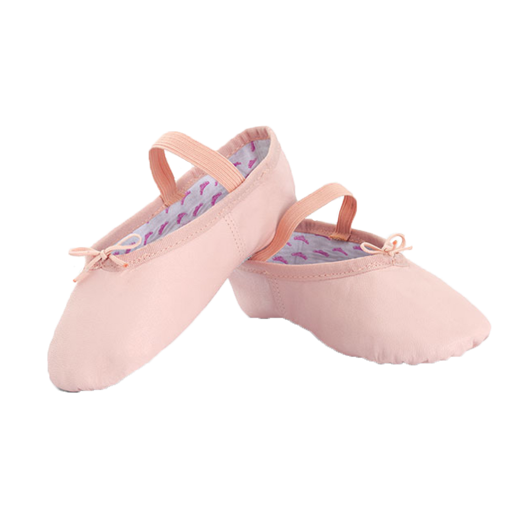 Pink Princess Ballet Shoes